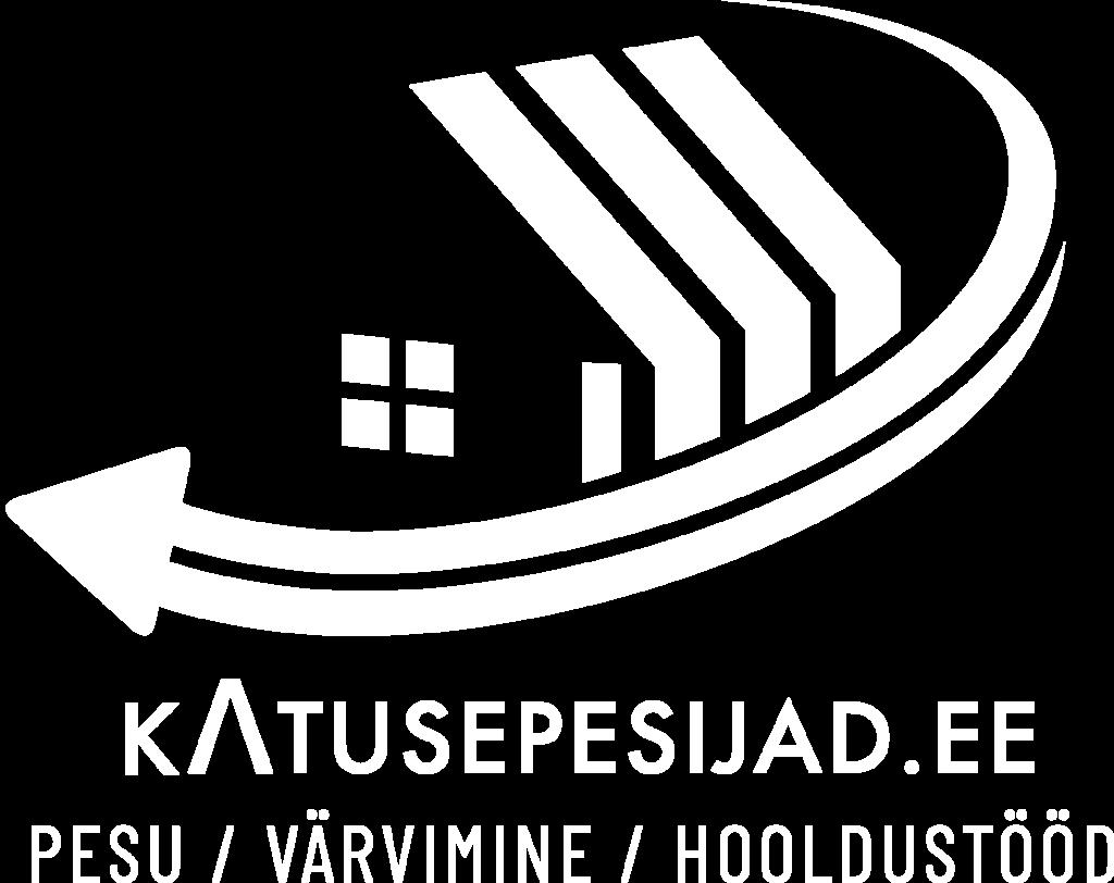 Katusepesijad logo valge